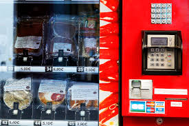 French Vending Machine Classy Paris Gets Sausages And Steaks 4848 From Vending Machine Times