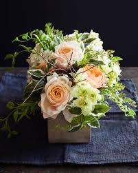 ... English Garden Rose Arrangement ...
