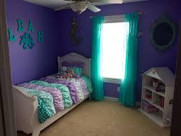 Teal Bedroom Purple And Teal Mermaid Room Leah Pinterest Mermaids The O