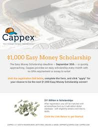 Scholarship With No Essay Pay Lab Report 2 000 No Essay Scholarship Money For College Peatix
