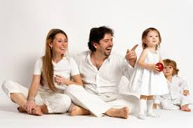 family photo background ideas family on a white background