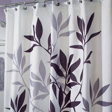plum shower curtains. Image Of: Design Stall Shower Curtain Plum Curtains
