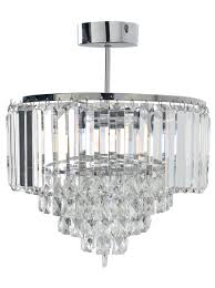 crystal chandelier exquisite flush ceiling pendant from laura ashley