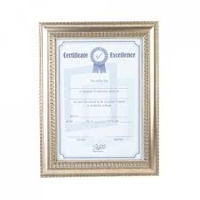 Style Wooden Certificate Frame A4 210mm X 300mm Gv1 17617 Per 1