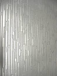 49 textured metallic silver wallpaper