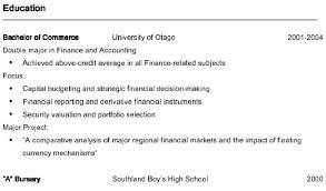 qualifications list