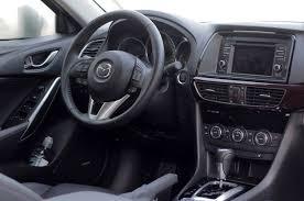 2014 mazda 6 interior. 2014 mazda 6 black review interior
