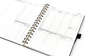 Action Day Weekly Planner 2016 Size 6x8 Layout Designed