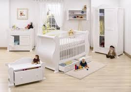 baby girl room furniture. Furniture: Amazing White Curvy Crib Design With Monkey Dolls And Baby Bedroom Furniture Sets Girl Room D