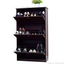 wooden shoe cabinet furniture. 2017 wood shoe cabinet organizer rack shelf storage with 3 drawers for entryway furniture usa stock from fashionyourlife 17287 dhgatecom wooden