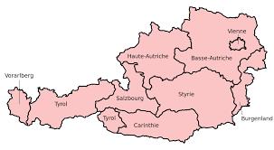 Wels sur le site mapcarta, la carte ouverte. Land Autriche Wikipedia
