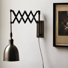 Bedside Sconces accordion wall sconce unifiedtek unifiedtek 6056 by xevi.us