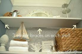 how to hang floating shelves how to install floating shelf installing floating shelves on tile wall