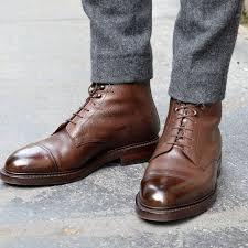 scots grain shoes