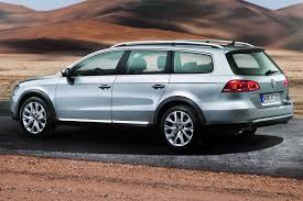 All-new Volkswagen Passat Alltrack Photos and Details - AutoTribute