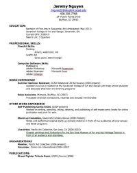 how to prepare a job resume how make resume for job how to throughout how how do i make a resume