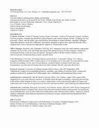 Elegant Free Resume Format Resume Sample Fresh Uline Templates Fresh