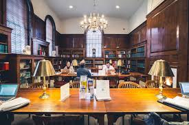 Bob Horton Greenwich Librarys Reading Rooms Are Architectural - Bobs furniture milford ct