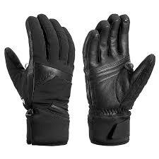 Leki Gloves Size Chart Leki Equip Trigger S Goretex Ladies Ski Gloves 2019 Black
