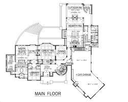 House Plan  PolyvoreFour Car Garage House Plans