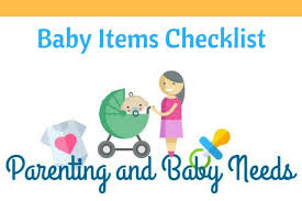 Baby Stuff Checklist Baby Items Checklist Baby Items That Start With A To Z Listed