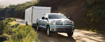 2019 Toyota Tundra Towing Capacity Chart How Much Will The 2016 Toyota Tundra Tow