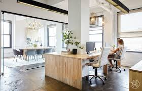 Office room designs Ceiling we Spend So Much Of Our Time At The Office And Think Its Important That It Be Comfortable Beautiful And True Reflection Of The People Working There Homedit Tour Karlie Kloss Boss Office Homepolish