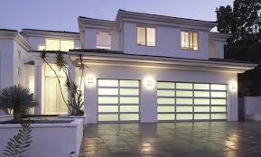 modern aluminum gl garage doors 4 panel 5 section modernhome dreamhomes modern