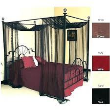 iron canopy bed frame – hdcindia.co