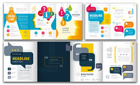 Formati Brochure Depliant Pieghevoli Stampa Dal Web Crea Le Tue Brochure Aziendali
