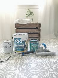 painting a cement floorPlum PrettyHow to Paint Your Linoleum or Tile Floors to Look Like