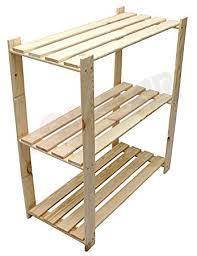 Very Attractive Design Wooden Shelving Units Beautiful Ideas SOLID WOOD  SHELF UNIT SHELVING STORAGE RACK B 21 Amazon
