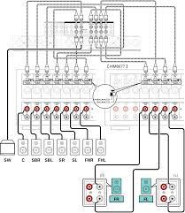 """speaker configuration and """"amp assign"""" settings av7702 conne sp 9 1 bi amp av7702u"""