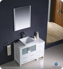 bathroom cabinets for vessel sinks. picture of fresca torino 42\ bathroom cabinets for vessel sinks