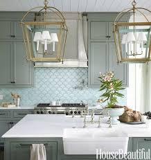 Coastal Kitchen Makeover  The RevealCoastal Kitchen Backsplash Ideas