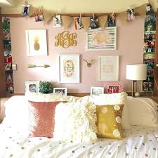 Pink And Gold Bedroom Ideas A Shabby Chic Glam Girls Design Idea In ...