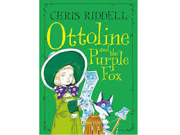 at the bit to make the transition from picture led tomes to what my four year old calls chapter books the ottoline series from former children s
