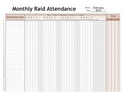 School Attendence Sheet Free Printable Sunday School Attendance Sheets Mult Igry Com