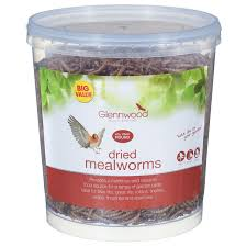 332643 glennwood dried mealworms