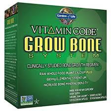 garden of life raw calcium.  Calcium Garden Of Life Raw Calcium Supplement  Vitamin Code Grow Bone System Whole  Food With Inside Of