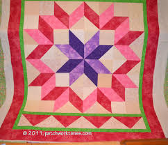 Feather Lessons on Carpenter's Star — Patchwork Times by Judy ... & Feather Lessons on Carpenter's Star Adamdwight.com