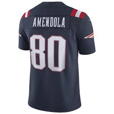 Nike 80 Rush Color Amendola Danny Jersey-navy Limited|The Unofficial Tom Brady Blog