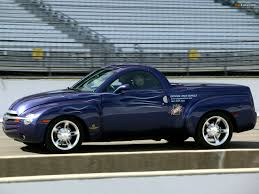 2003 Chevrolet SSR related infomation,specifications - WeiLi ...