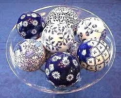 Decorative Balls For Bowl Decorative Bowls With Balls Centerpiece Bowls For Decoration 32