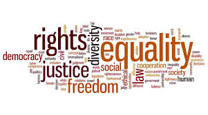 Image result for fair vs equal