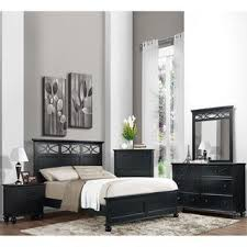 black furniture. celine 5piece mirrored and upholstered tufted queensize bedroom set grey black furnitureblack furniture