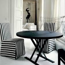 black white striped furniture italian style of antonio citterio black and white striped furniture