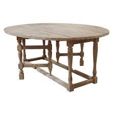 Drop Leaf Dining Table Swedish Gustavian Grey Oval Gate Leg Drop Leaf Dining Table