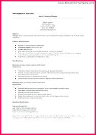Phlebotomist Resume Sample Examples Template Free Phlebotomy