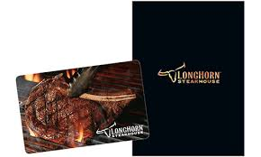 For more information and to find a location near you, visit www.longhornsteakhouse.com. Choose Your Card Gift Cards Longhorn Steakhouse Restaurant